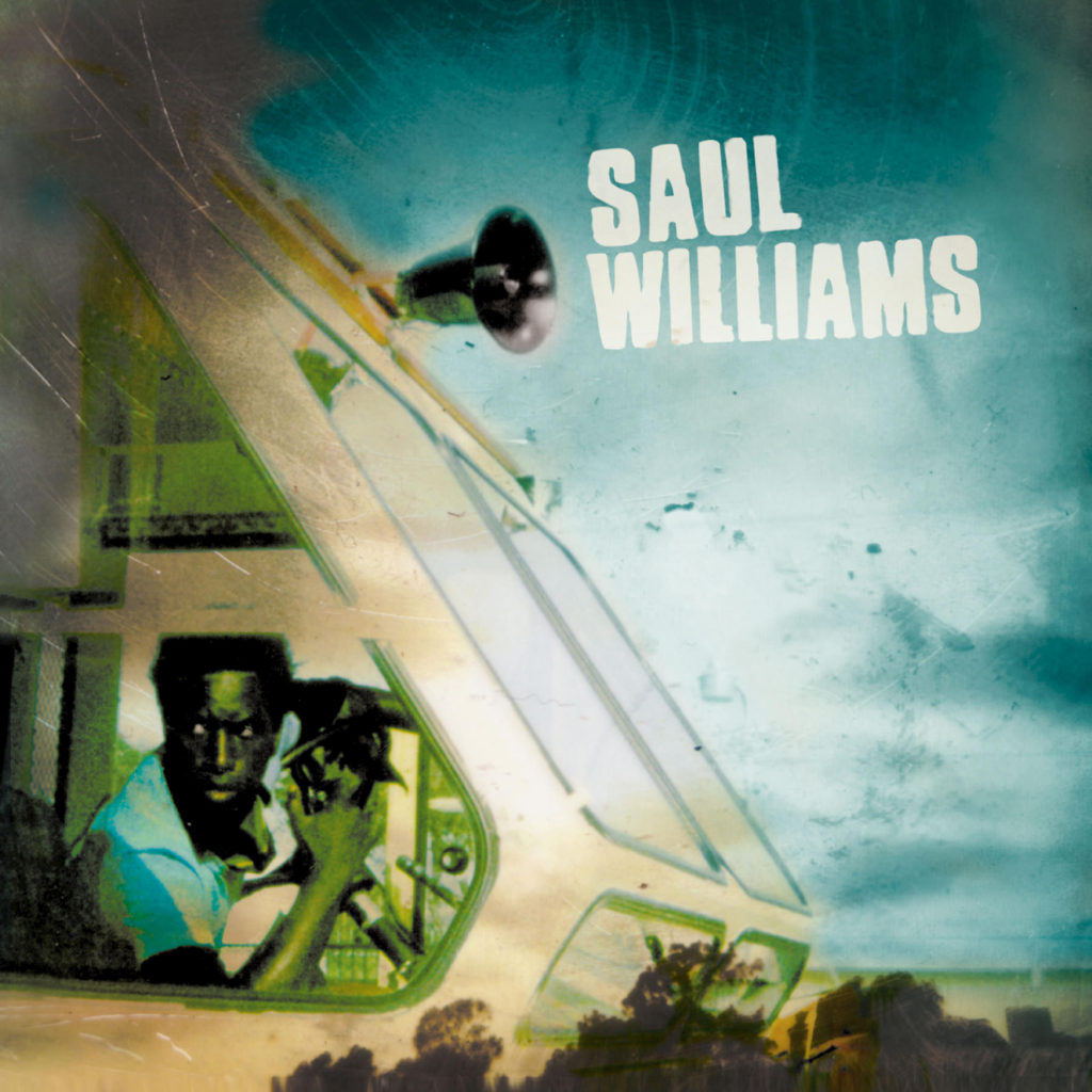 Saul Williams Saul Williams 2004 Uppity Music Your